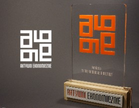 Economically Active  – award trophy