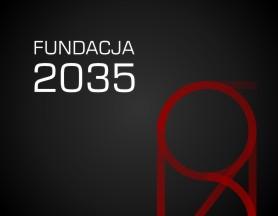Fundacja 2035 – propozycja logo