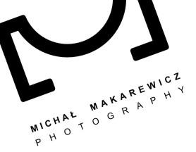 Michał Makarewicz Photography – projekt logo
