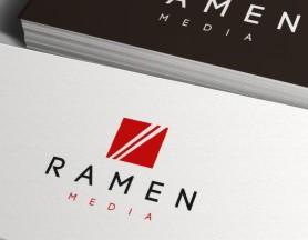 Ramen Media – propozycja logo