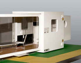 Modular residential unit
