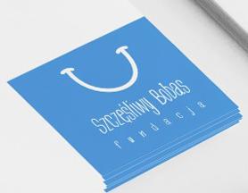 Szczęśliwy Bobas – logo