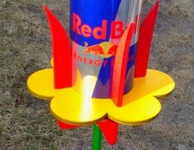 Red Bull – pierwszy dzień wiosny – materiały promocyjne
