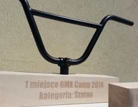 BMX Camp 2014 – trofea