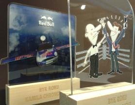 Red Bull Byk Roku – Statuetki