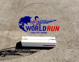 Wings For Life 2015 – trophy