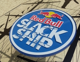 Red Bull Slackship – trophies