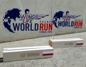 Wings for Life World Run 2016 – trofeum