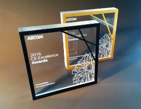 AECOM – 2016 CE EXCELLENCE AWARDS